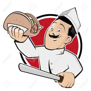 26729984-funny-doner-cartoon-in-a-badge-Stock-Vector-kebab-doner